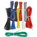 Stranded Project Wire Set - 24AWG 10-Colors 60m.