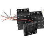 Buy 10 pack 4xAA Battery Holders.
