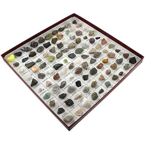 100 Rocks and Minerals of the U.S.A. - Image one