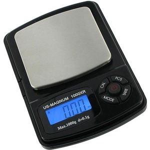 1000g x 0.1g Precision Digital Scale - Image One