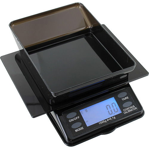 1000g x 0.1g Mini Bench Digital Scale - Image one