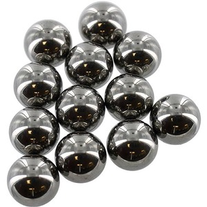 12mm Steel Balls - Set of 12 - Image One