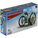 14-in-1 Educational Solar Robot.