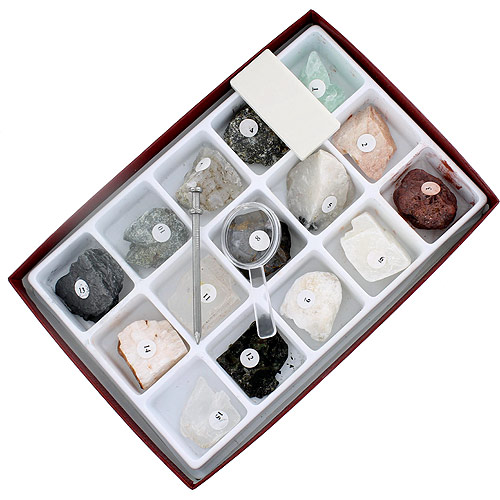 15 Minerals Study Kit - Image one