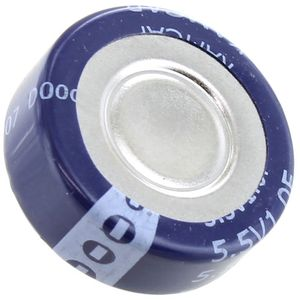 1F 5.5V Super Capacitor - Image One