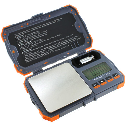 20g x 0.001g Ultra-High Precision Digital Scale - Image one