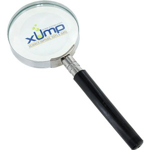 2.5-inch Glass Magnifier - Image One
