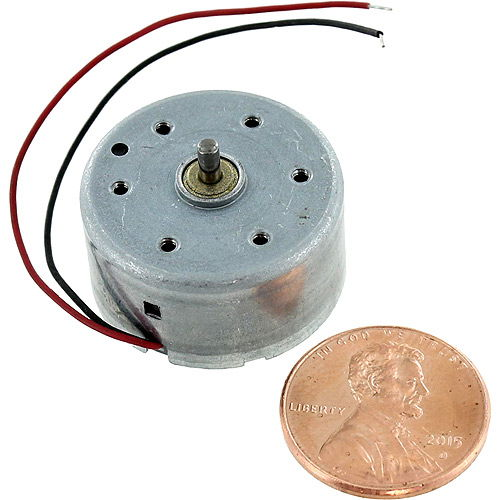 300c dc motor 1 5 6 5v high torque by for Motor age coupon code