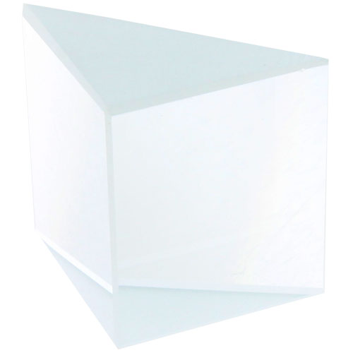 37x32mm Right-Angle Optical Glass Prism - Image one