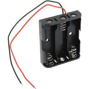 3xAA Battery Holder - Image One