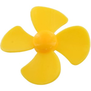 4 Blade Propeller - 40mm - Image One