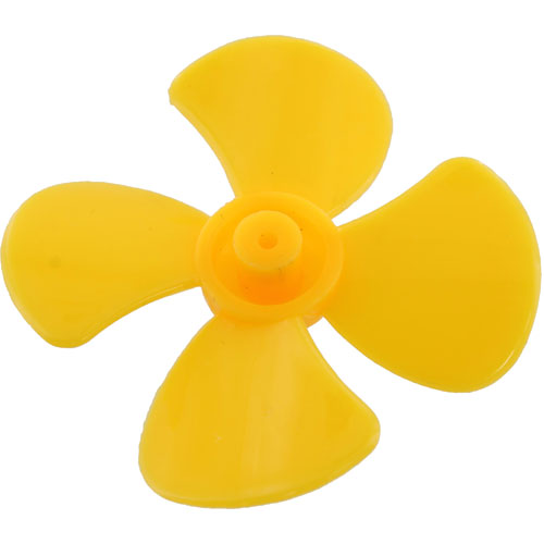 4 Blade Propeller - 40mm - Image two