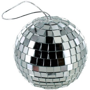 4 inch Mirror Ball - Image One