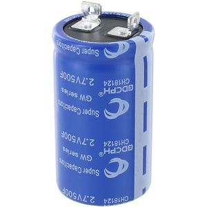 500F 2.7V Super Capacitor - Image One