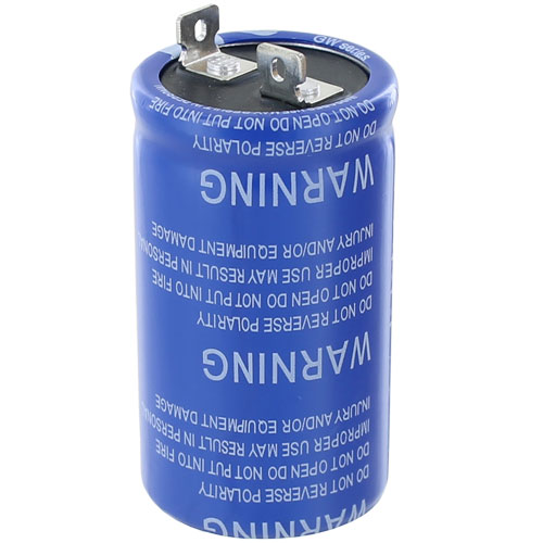 500F 2.7V Super Capacitor - Image two