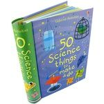 Buy 50 Science Things to Make and Do.