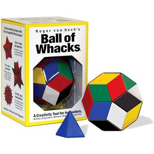 6-Color Ball of Whacks - Image One