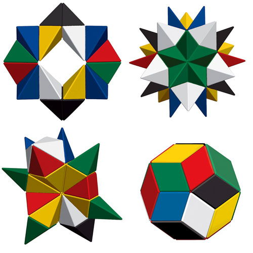 6-Color Ball of Whacks - Image two