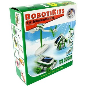 6-in-1 Educational Solar Kit - Image One