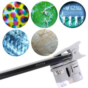 60X Clip-on LED Microscope - Image One