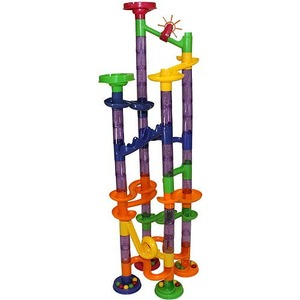 80 Piece Marble Run - Image One