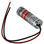 Adjustable Red Laser Module - Dot 650nm 5mW.