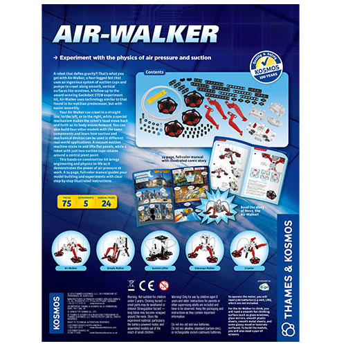 Air-Walker Science Kit - Image two