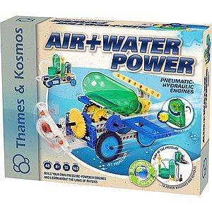 Air & Water Power Kit (Image One) @ xUmp.com