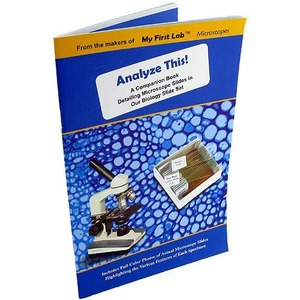 Analyze This - Biology Slide Set Book - Image One