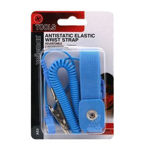 Anti-Static Adjustable Elastic Wrist Strap - Image two