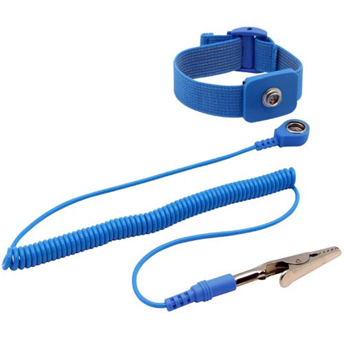 Anti-Static Adjustable Elastic Wrist Strap - Image one