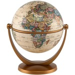 Image of Antique Globe - 4 inch. Click on this image for more info.