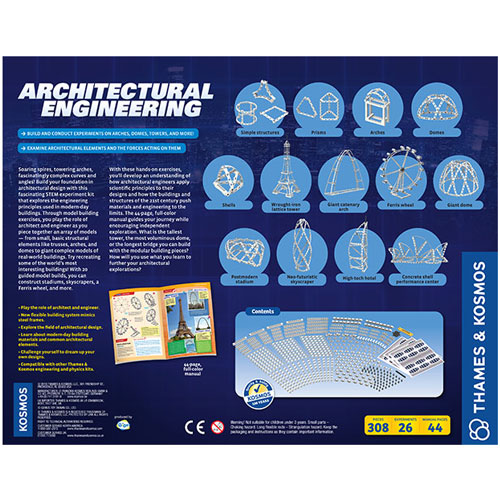 Architectural Engineering Kit - Image two