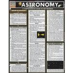 Astronomy Study Chart