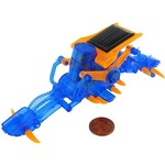 Attacking Inchworm Solar Robot Kit.