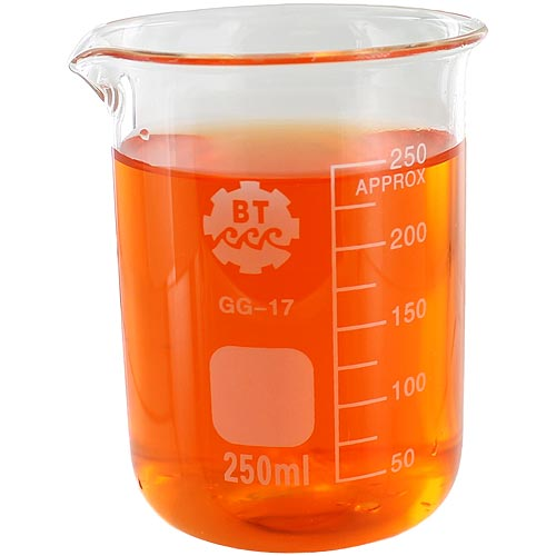 Glass Beaker - 250ml - Image one