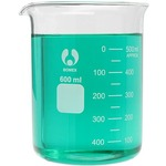 Glass Beaker - 600ml.