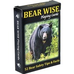 Bear Smart Playing Cards.