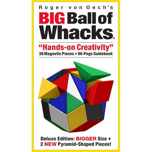 Big Ball of Whacks - 6 Colors - Image one