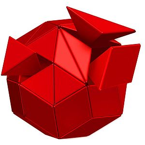 Big Ball of Whacks - Red - Image One