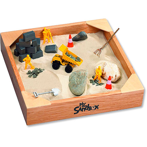 Big Builder Sand Box - Image one