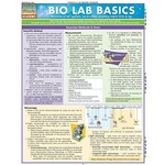 Photo of the: Bio Lab Basics Study Chart
