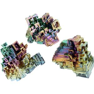 Bismuth Crystal - Large - Image One