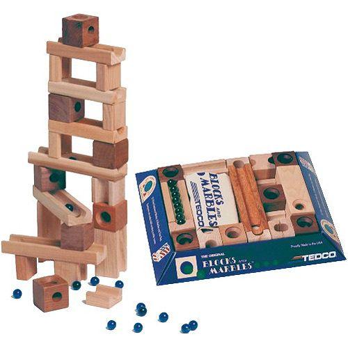 Blocks And Marbles Standard Set 34 00
