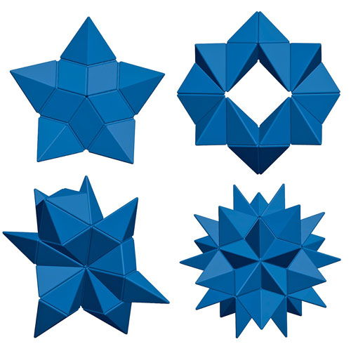 Blue Ball of Whacks - Image two