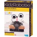 Brush Robot 4M Kit.