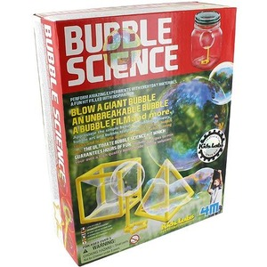 Bubble Science 4M Kit - Image One