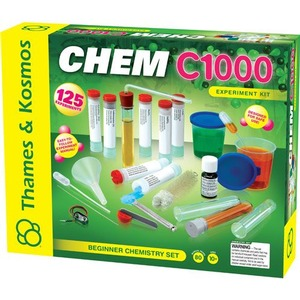 CHEM C1000 Chemistry Kit v2.0 - Image One