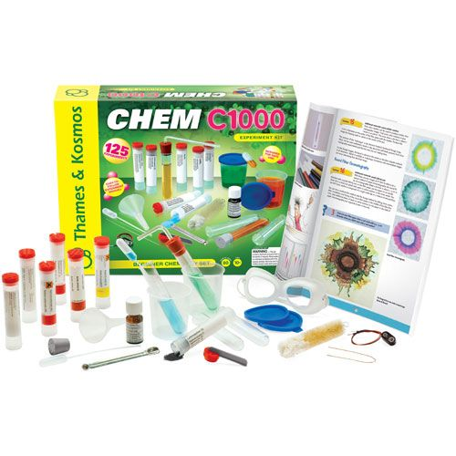 CHEM C1000 Chemistry Kit v2.0 - Image two
