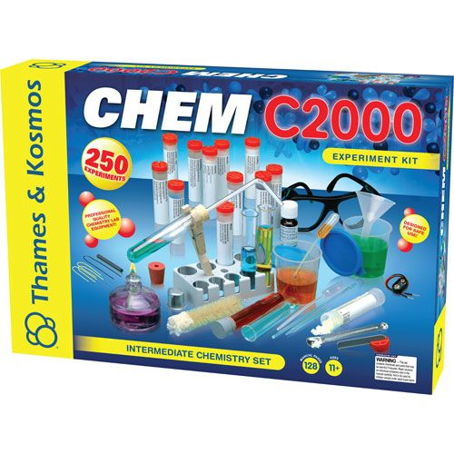 Great CHEM C2000 Chemistry SuperKit + FREE xUmp Gift Bag - only $149.95